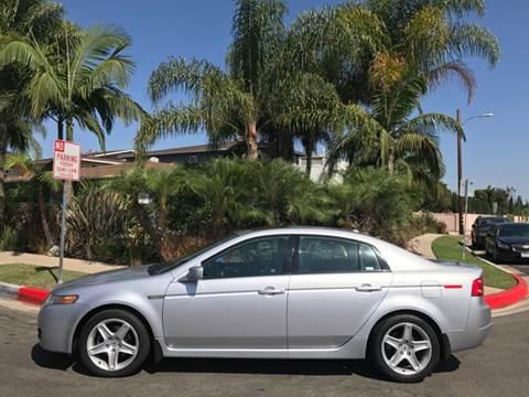 2004 Acura TL for sale at SUMMER AUTO FINANCE in Costa Mesa CA