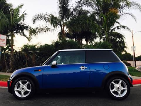 2006 MINI Cooper for sale at SUMMER AUTO FINANCE in Costa Mesa CA