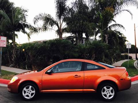 2007 Chevrolet Cobalt for sale at SUMMER AUTO FINANCE in Costa Mesa CA