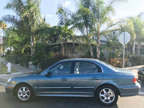 2005 Hyundai Sonata for sale at SUMMER AUTO FINANCE in Costa Mesa CA