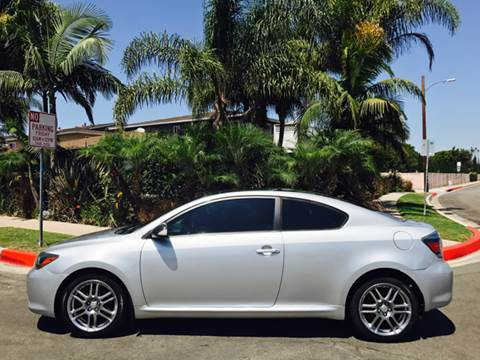 2009 Scion tC for sale at SUMMER AUTO FINANCE in Costa Mesa CA