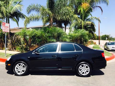 2007 Volkswagen Jetta for sale at SUMMER AUTO FINANCE in Costa Mesa CA
