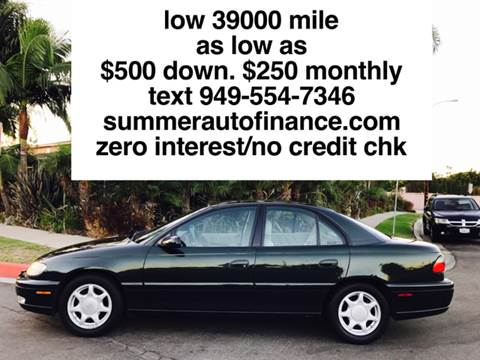1997 Cadillac Catera for sale in Costa Mesa, CA