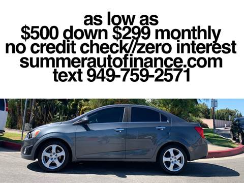 Summer Auto Finance >> Cars For Sale In Costa Mesa Ca Summer Auto Finance