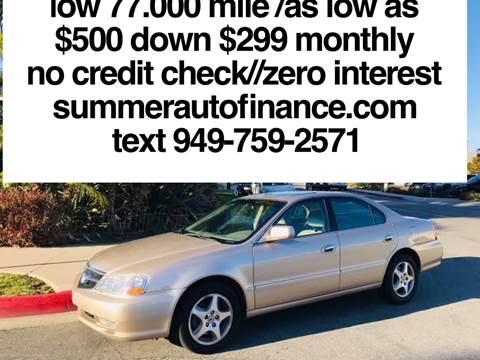 Summer Auto Finance >> Cars For Sale In Costa Mesa Ca Summer Auto Finance