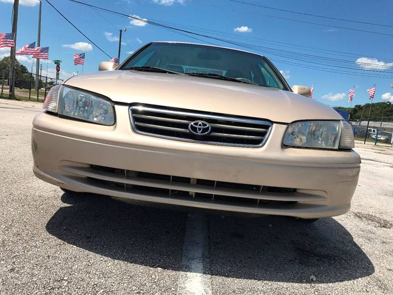 2000 Toyota Camry For Sale At De Couto Motors Inc In Orlando FL