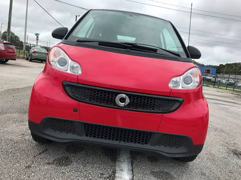 2013 Smart fortwo for sale in Orlando, FL