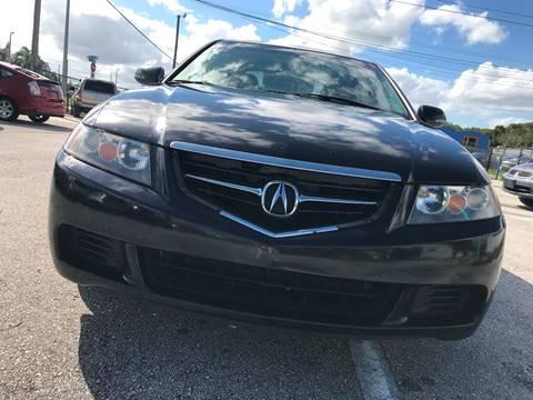 2005 Acura TSX for sale in Orlando, FL
