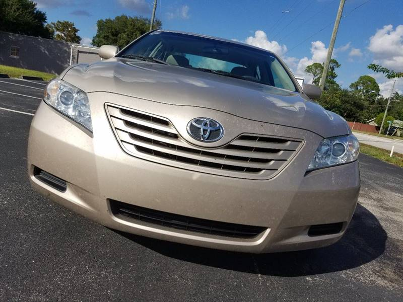 2007 Toyota Camry For Sale At De Couto Motors Inc In Orlando FL