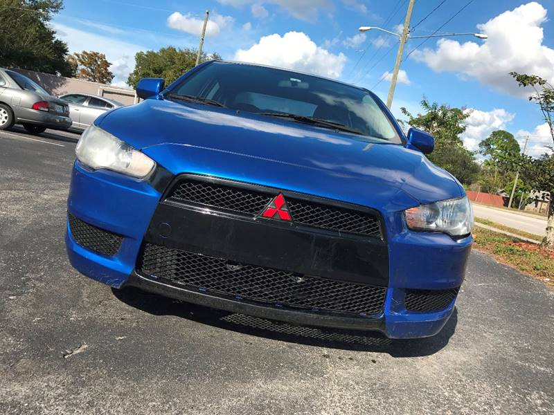 Perfect 2011 Mitsubishi Lancer ES