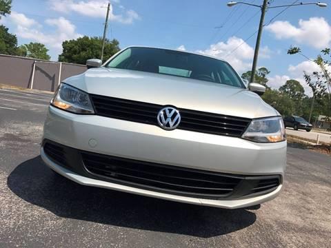 2011 Volkswagen Jetta for sale in Orlando, FL