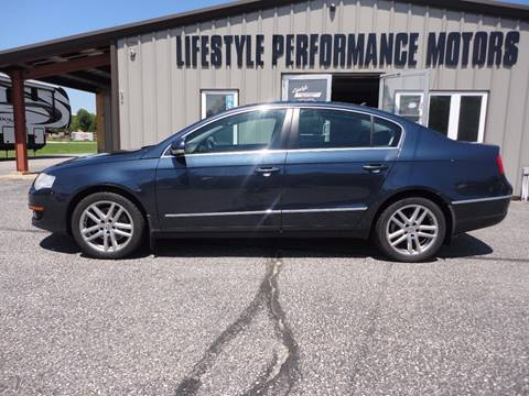 2008 Volkswagen Passat for sale at Lifestyle Performance Motors in Auburn ME