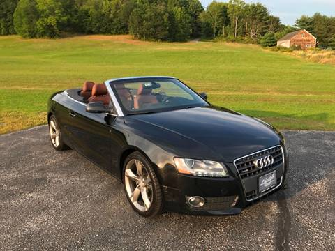 2011 Audi A5 for sale at Lifestyle Performance Motors in Auburn ME