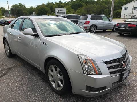 2009 Cadillac CTS for sale at Lifestyle Performance Motors in Auburn ME