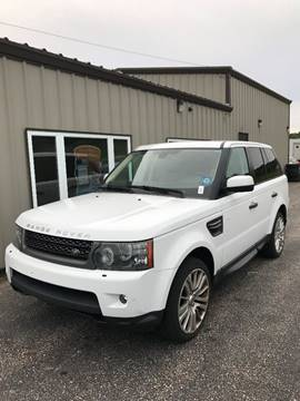 2011 Land Rover Range Rover Sport for sale at Lifestyle Performance Motors in Auburn ME