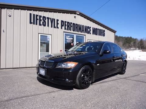 2008 BMW 3 Series for sale at Lifestyle Performance Motors in Auburn ME