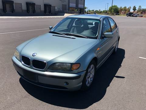 2003 BMW 3 Series for sale at Thunder Auto Sales in Sacramento CA