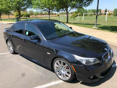 2008 BMW 5 Series for sale at Thunder Auto Sales in Sacramento CA