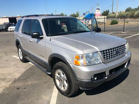 2004 Ford Explorer for sale at Thunder Auto Sales in Sacramento CA