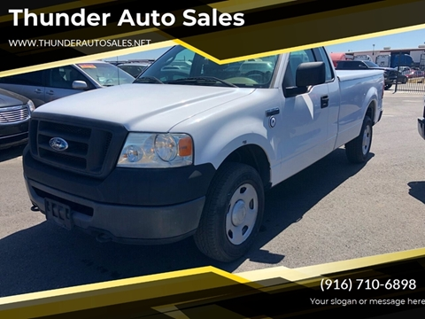 Pickup Truck For Sale in Sacramento, CA - Thunder Auto Sales