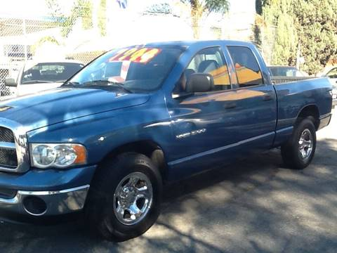 2005 Dodge Ram Pickup 1500 for sale in South Gate, CA
