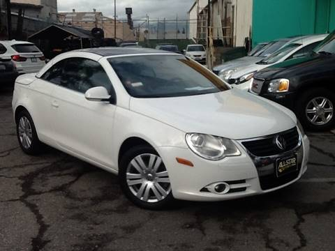 2007 Volkswagen Eos for sale in South Gate, CA