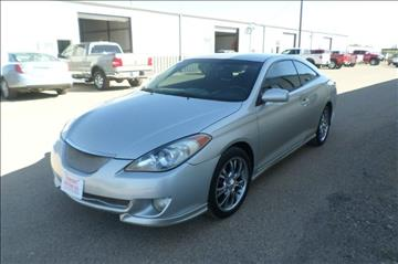 2004 Toyota Camry Solara for sale in Lubbock, TX
