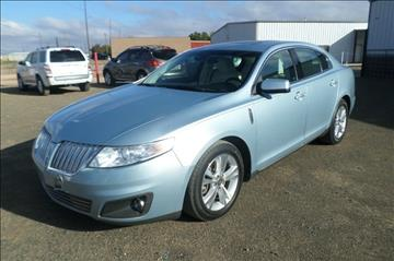 2009 Lincoln MKS for sale in Lubbock, TX