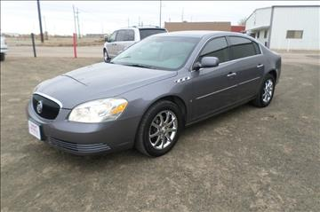 2007 Buick Lucerne for sale in Lubbock, TX