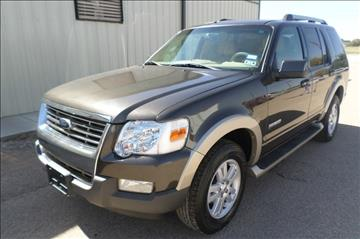 2006 Ford Explorer for sale in Lubbock, TX