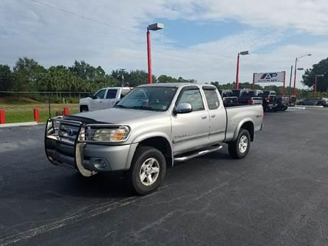 2006 Toyota Tundra for sale in Apollo Beach, FL
