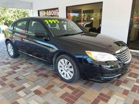 2012 Chrysler 200 for sale in Apollo Beach, FL