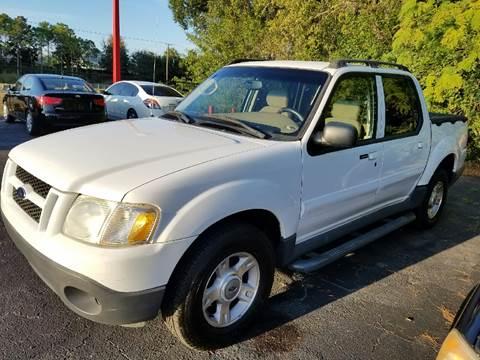 2004 Ford Explorer Sport Trac for sale in Apollo Beach, FL
