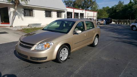 2005 Chevrolet Cobalt for sale in Apollo Beach, FL