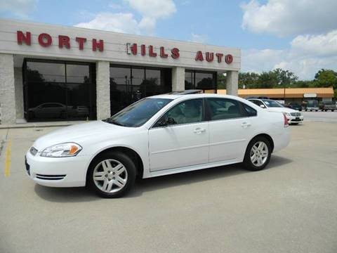 2015 Chevrolet Impala Limited for sale in North Richland Hills, TX