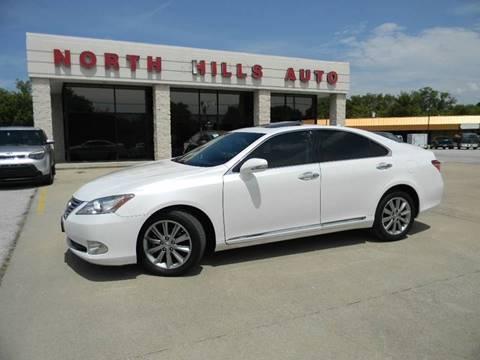 2012 Lexus ES 350 for sale in North Richland Hills, TX