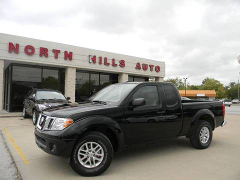 2014 Nissan Frontier for sale in North Richland Hills, TX
