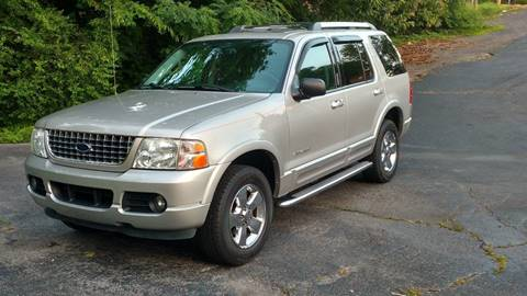 2005 Ford Explorer for sale in Cookeville, TN
