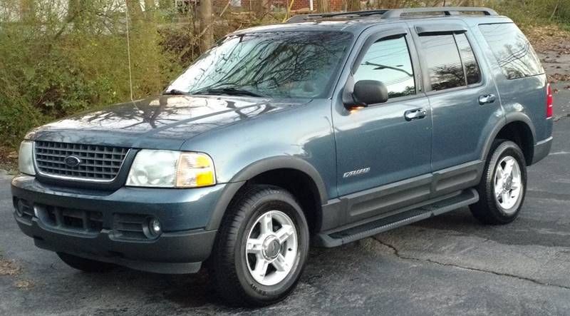 Ford Explorer XLT In Cookeville TN Rockit Automotive - 2002 explorer