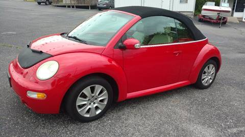 2005 Volkswagen New Beetle for sale in Cookeville, TN