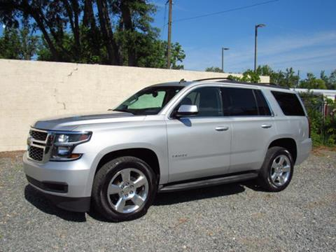 pre tahoe suv rwd ft pierce ltz sale inventory at owned used garber fl chevrolet for in