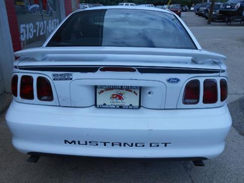 1996 Ford Mustang for sale in Middletown, OH