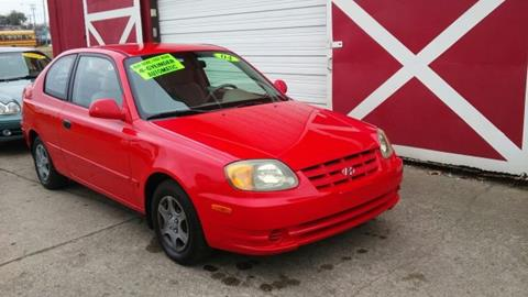 2004 Hyundai Accent for sale in Middletown, OH
