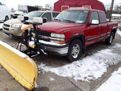 2000 Chevrolet Silverado 1500 for sale at Midwestern Auto Sales in Middletown OH