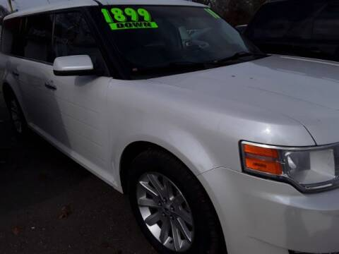 2010 Ford Flex for sale at Midwestern Auto Sales in Middletown OH