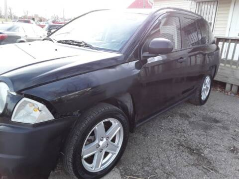 2007 Jeep Compass Sport for sale at Midwestern Auto Sales in Middletown OH