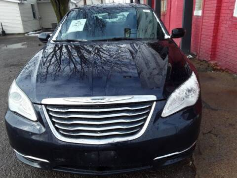 2012 Chrysler 200 LX for sale at Midwestern Auto Sales in Middletown OH