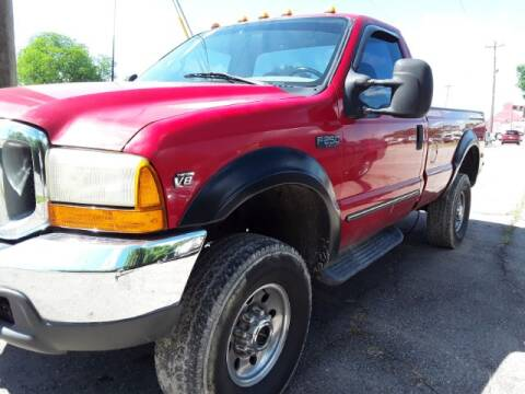 2000 Ford F-250 Super Duty for sale at Midwestern Auto Sales in Middletown OH