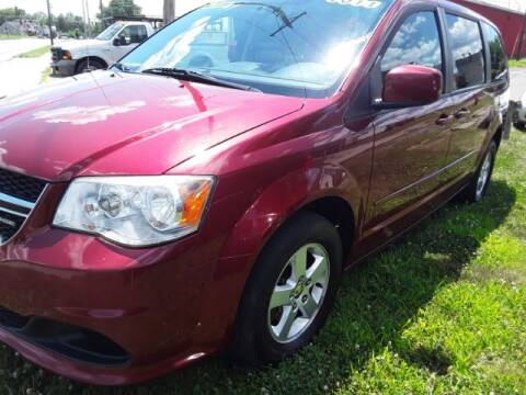 2011 Dodge Grand Caravan for sale at Midwestern Auto Sales in Middletown OH
