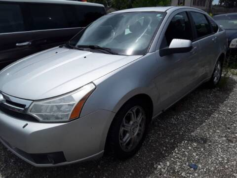 2009 Ford Focus for sale at Midwestern Auto Sales in Middletown OH